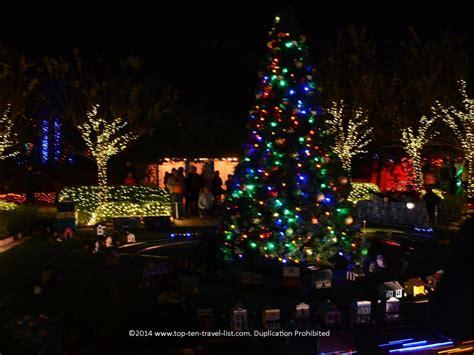 florida botanical gardens lights in ta bay boat parades tree
