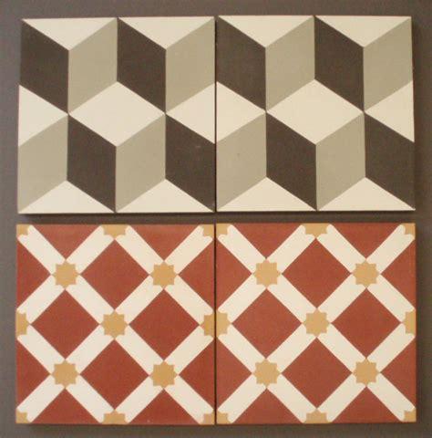 veranda tile design displays