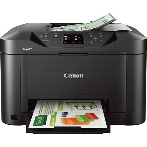 Canon Printer Maxify New canon maxify mb5020 wireless small office all in one 9627b002aa