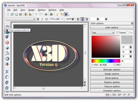 Video Tutorial Xara3d | 3d typography tutorial for xara3d photoshop snapily blog
