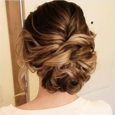Wedding Hairstyles Updo Chignon by Beautiful Updo Wedding Hairstyle For Brides