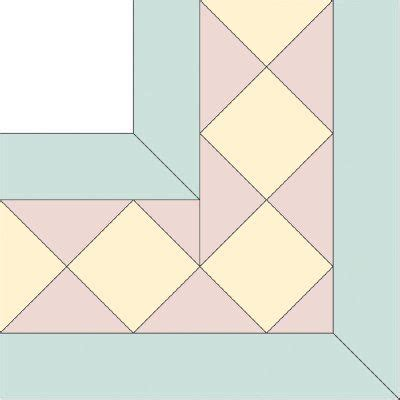 Quilting Border Designs Free by Squares Quilt Border Pattern Quilt Border And Square Quilt
