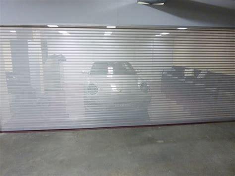see through garage doors 25 best ideas about roller shutters on