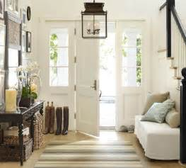 Foyer Entrance Ideas Cottage Entrance Foyer