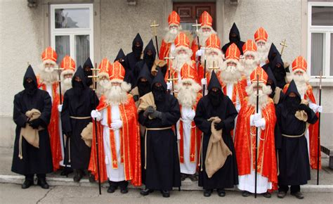 st nicholas tradition in you were wondering how the swiss st nicholas