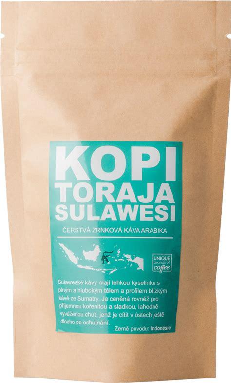 Kopi Arabika Toraja Kalosi 500gr Sulawesi kopi toraja sulawesi 芟rstv 225 zrnkv 225 k 225 va arabika