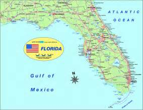 florida highway map maps florida road map