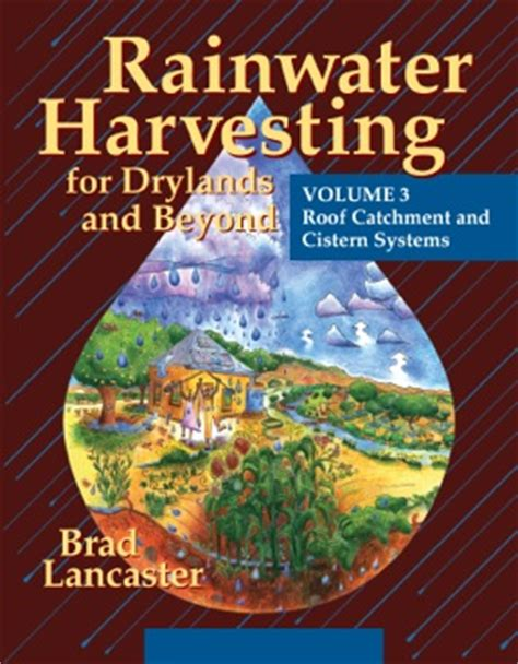 preparing a small of volume 3 books rainwater harvesting for drylands and beyond by brad