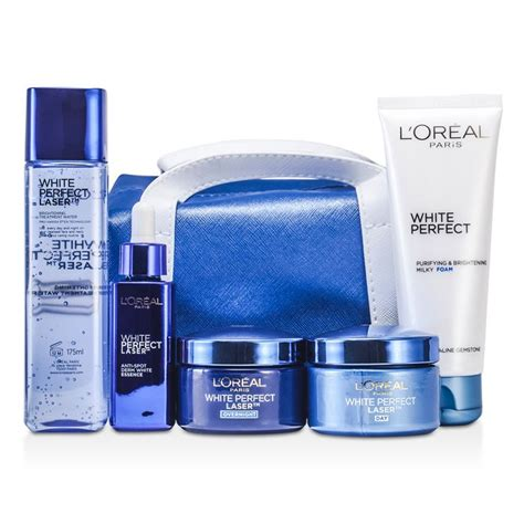 L Oreal White Laser l oreal white laser ritual treatment water 175ml foam 100ml day 50ml