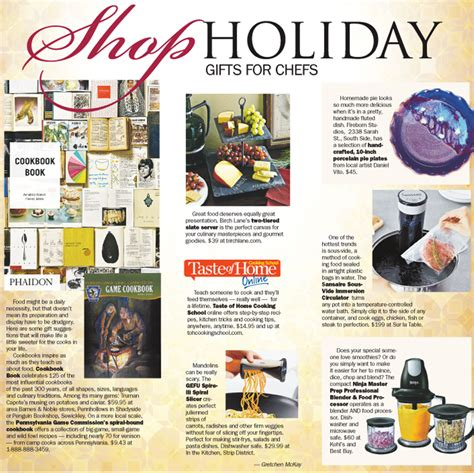 christmas gifts for home chefs shop cook up these gifts for chefs pittsburgh post gazette