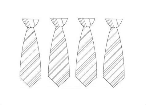 harry potter tie template 10 printable tie templates free premium templates