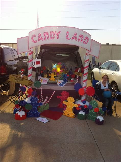 halloween themes for trunk or treat 146 best trunk or treat themes images on pinterest fall