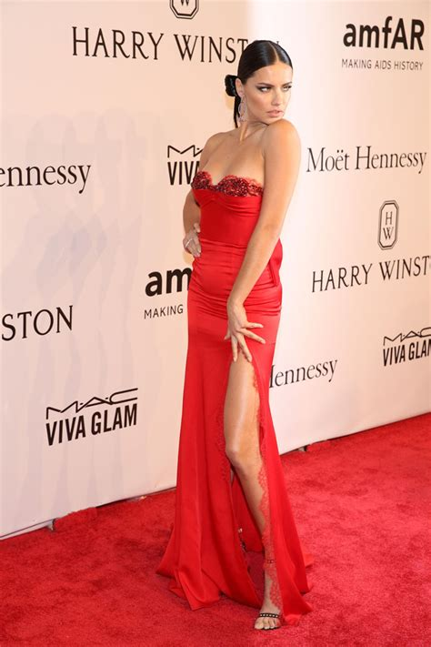 Sage Color by Adriana Lima Beaded Sweetheart Red Carpet Celebrity Prom