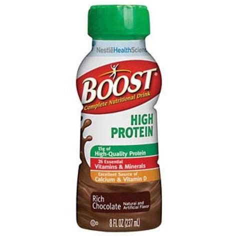 protein drinks boost high protein nutritional drink