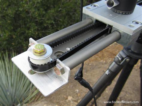 igus slider diy timelapse slider motor diy projects