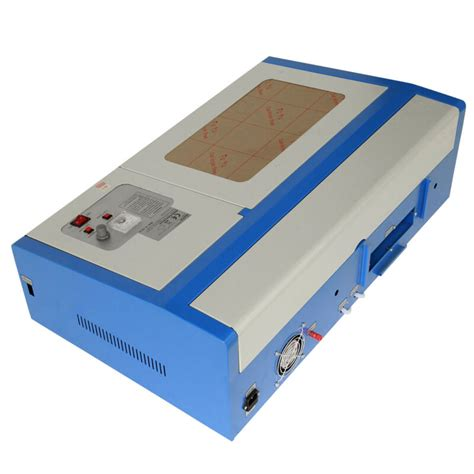 40w Co2 Usb Laser Engraver Cutter Engraving Cutting