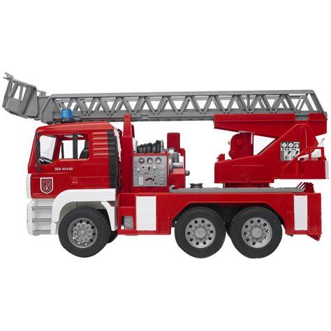 bruder fire truck fire trucks minimalist mama