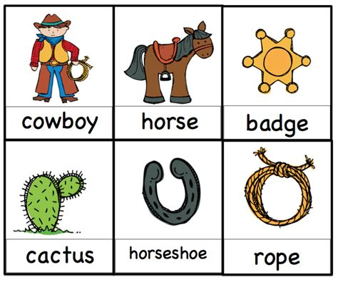 printable rodeo numbers april 2014 preschool printables