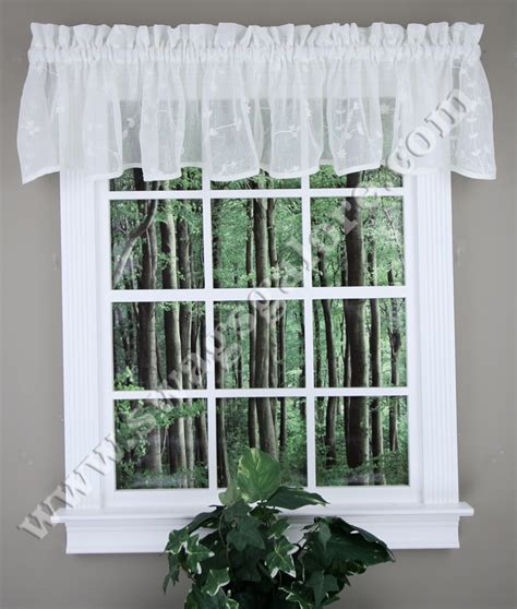savannah curtains savannah valance taupe united curtains kitchen valances