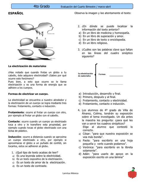 examen del cuarto grado del tercer bloque del ciclo repaso tercer grado bloque 2 matematicas examen del