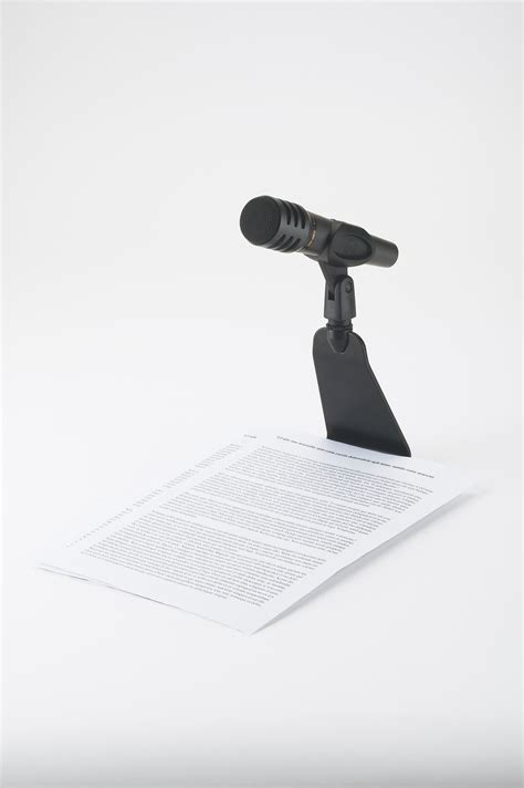designer mic stand 23250 design microphone table stand