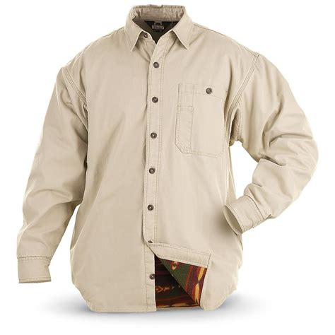 Shirts For Guide Gear 174 Canvas Shirt Jacket 95272 Shirts At