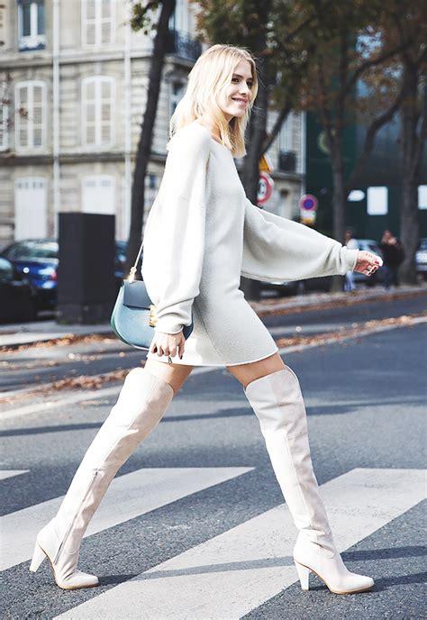 Style On The Go by La Plus Fa 231 On De S Habiller Cet Automne La Robe
