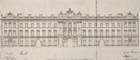 bernini s design for the louvre paris floor plans 323 besten palaces bilder auf pinterest grundrisse