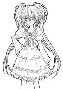 fashion coloring pages  teenager coloring home