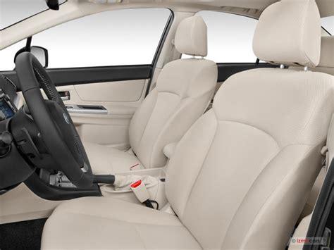 best car seat for subaru impreza 2016 subaru impreza pictures front seat u s news