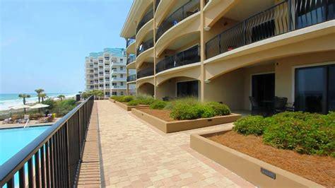 Destin 3 Bedroom Condo Rentals destin florida 4br gulf front vacation rental condo 105