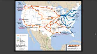 Bnsf Route Map by Similiar Railroad Intermodal Map Keywords