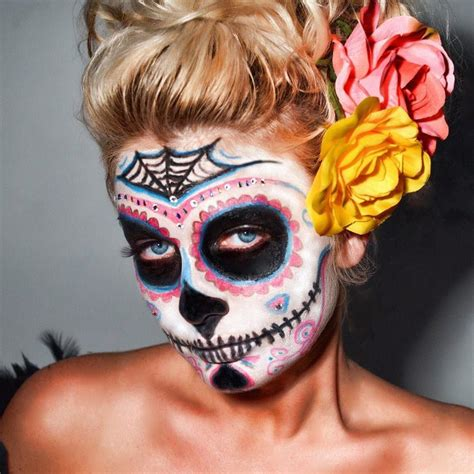 Eyeliner Tattoo Kokomo Indiana | 1000 images about sugar skull other halloween faces on