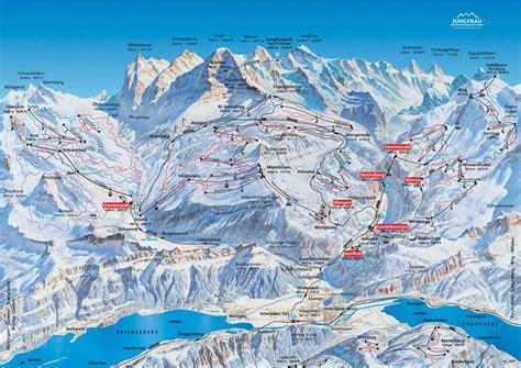 Wengen: Skigebiet Jungfrau Region (Kleine Scheidegg