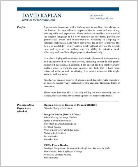 proofreader cover letter cover letter proofreader docoments ojazlink