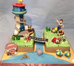 adorable paw patrol birthday cake ideas for your kids party myhappybirthdaycakes com