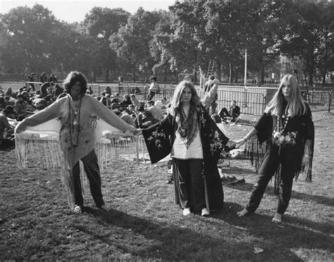 Hippie history together