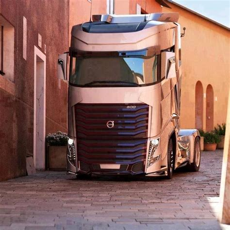 how much is a new volvo truck new volvo 800 looks like a transformer too lazy to hide