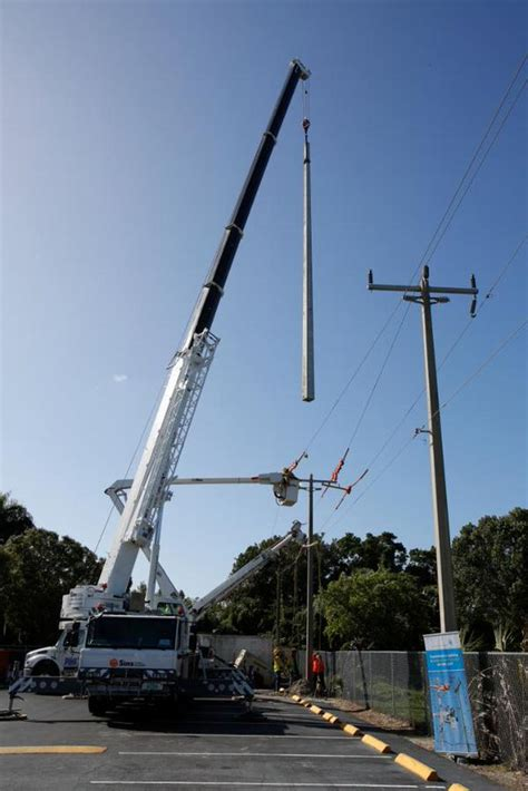 Florida Power Light Co by Saluting The Linemen Of Florida Power Light Company