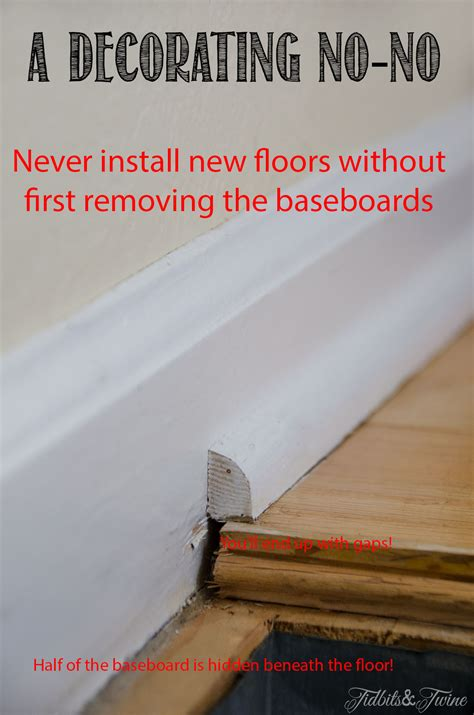 how to install wood floor without removing baseboards hardwood floors refinish or replace tidbits twine