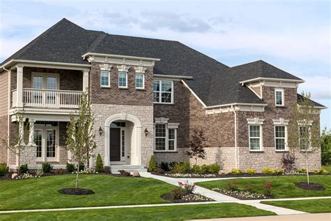 langdon at brookhaven estates zionsville in drees homes in indianapolis indiana
