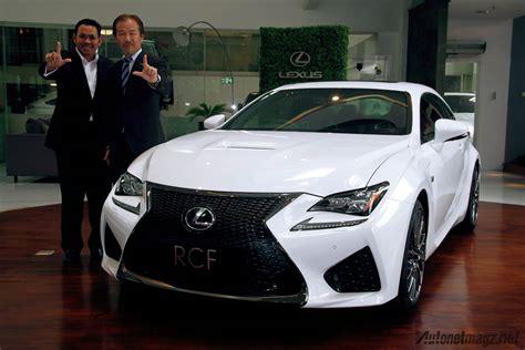 Lexus Rc F Sudah Resmi Hadir Di Indonesia Siap Lawan Bmw M4