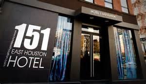 hotel east houston nyc front door
