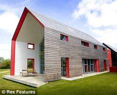 grand designs sliding house black barn black and skylights on pinterest