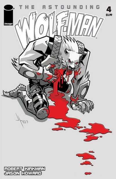 Astounding Wolf Volume 4 the astounding wolf 4 issue