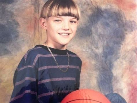 chandler parsons hairstyle chandler parsons was a stylish bowl cut kid thescore com boy s haircuts pinterest