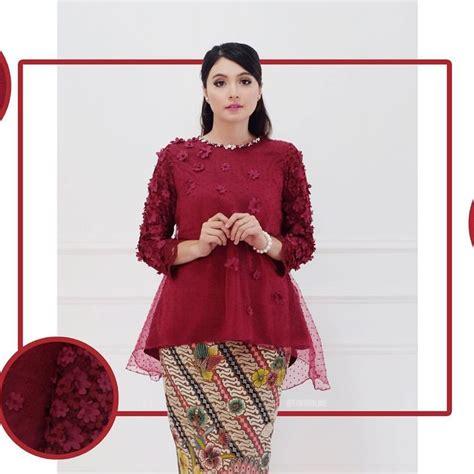 Organza Baju Kurung lace top kebaya modern brokat organza eiwaonline baju kurung brokat kebaya and