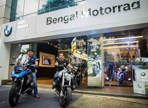 Bmw Motorrad Kolkata by Bengal Motorrad Debuts As Bmw Motorrad Partner In Kolkata