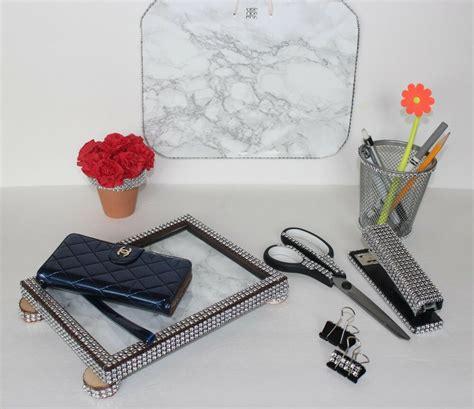 set   bling office desk accessories desktop accessories dorm room desk set ebay