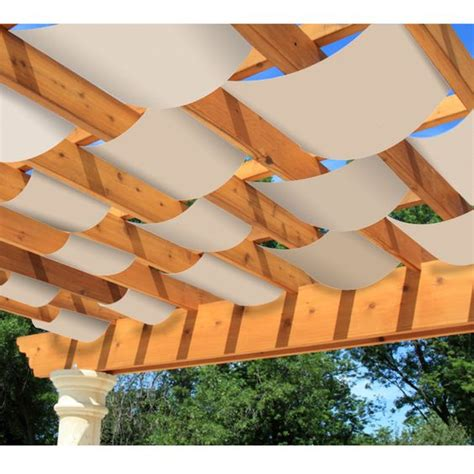Canvas Decorations For Home 50 Awesome Pergola Design Ideas Renoguide